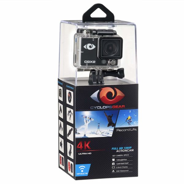 Camera cyclops cgx2