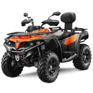 QUAD CF MOTO CFORCE 600 EPS LONG L7e