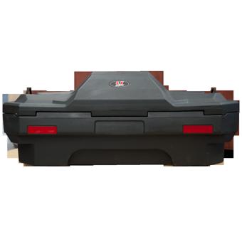 Coffre arrière rigide dosseret Ref. 571