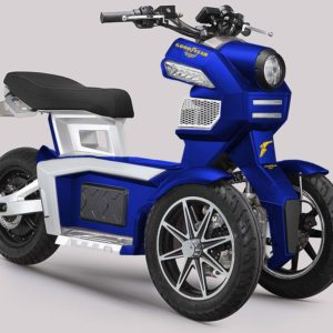 Scooter Electrique Good Year ego 2