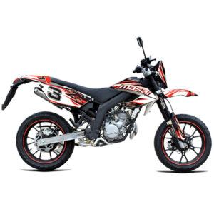 MOTO RAZER 50