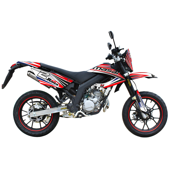 MOTO SM 50 RED RIDER