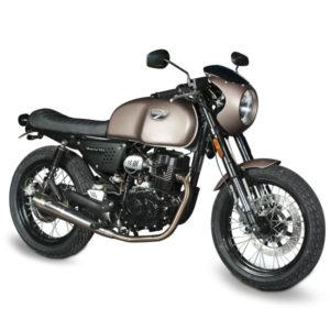 MOTO MUSCLE 125