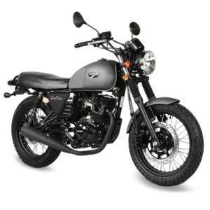 MOTO GREYSTONE 125