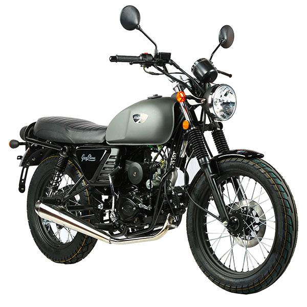 MOTO GREYSTONE 50