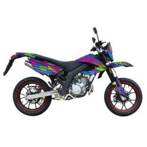 MOTO SM 50 PUNKY RIDER